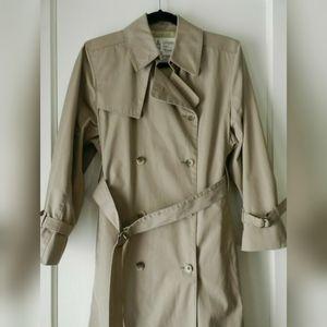 London Fog Maincoats Classic Trench Coat